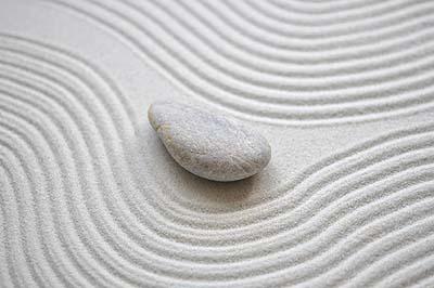 Sand, Linien
