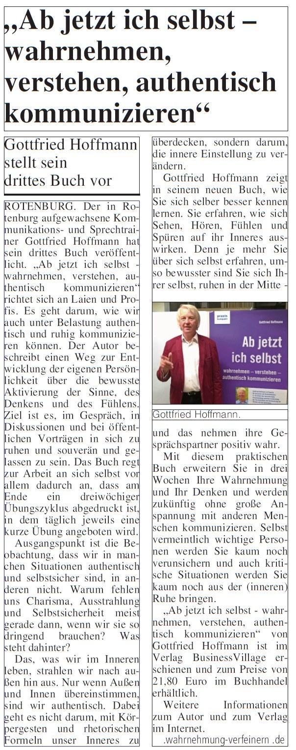 2015 09 27 Rotenburger Kreiszeitung