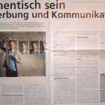 2015 11 20 Werbewoche - Authentisch sein...